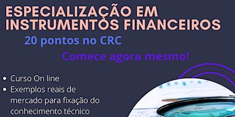 Especialização em Instrumentos Financeiros
