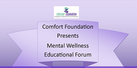 Mental Wellness Educational Forum tickets