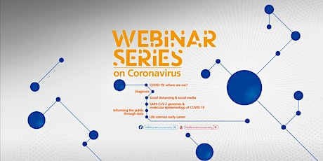 Webinar Series on Coronavirus tickets