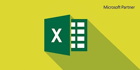 Advanced Microsoft Excel Live-Online Training tickets