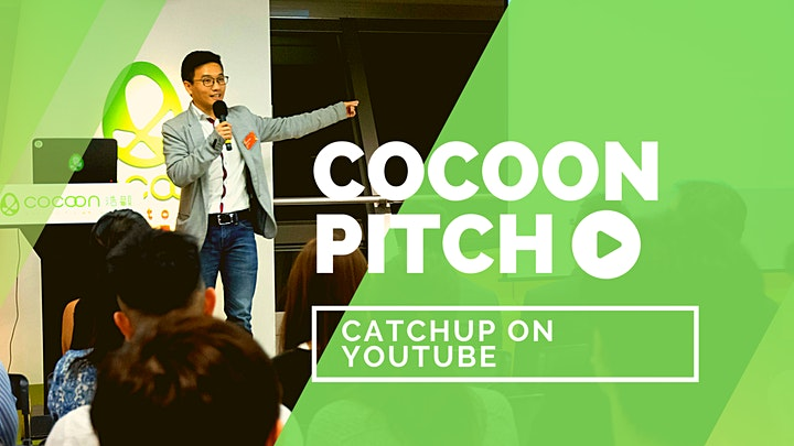 CoCoon Pitch: Connecting Founders and Investors image