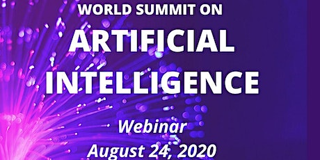 WORLD SUMMIT ON ARTIFICIAL INTELLIGENCE tickets