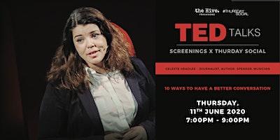 Thursday Social: Ted Talks Screening