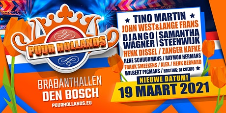 Puur Hollands 19 maart 2021 Tickets