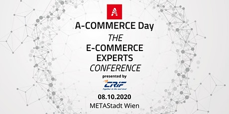 """The E-Commerce Experts Conference"" - A-COMMERCE Day 2020 powered by CRIF Tickets"
