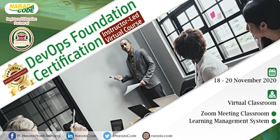 DevOps Foundation Training Jakarta, November 18th 2020