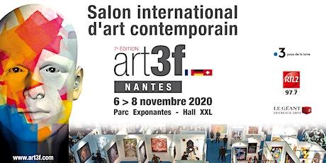 art3f Nantes 2020 billets