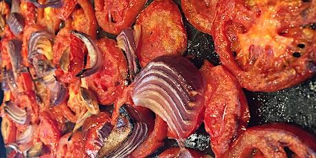 """""""Mediterranean Flavor"""": Calzoni tickets"""