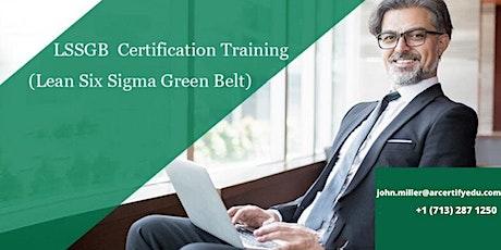 LSSGB 4 Days Certification Training in Arleta, CA,USA tickets