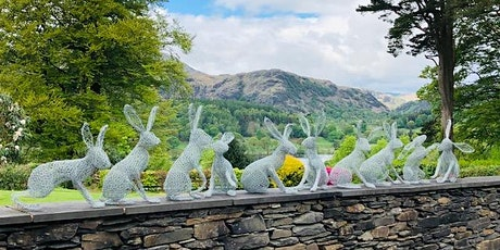 Chicken Wire Sculpture - Make a 3D Hare in 2 Days tickets