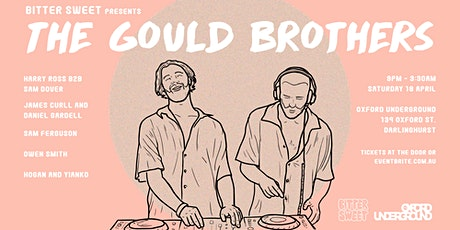 Bitter Sweet Pres. The Gould Brothers tickets