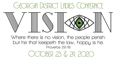 Georgia District Ladies Conference 2020 tickets