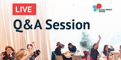 Live Q&A Session (hosted by SIA Österreich) Tickets