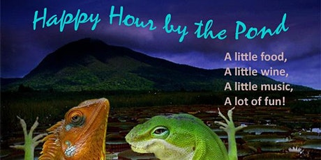 Happy Hour by the Pond - October 2020 tickets