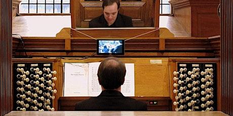 Organ Recital with Daniel Cook tickets