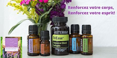 Atelier dōTERRA  - Supportez votre santé naturellement ! billets