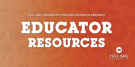 FREE Educator Resources tickets