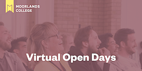 Virtual Undergraduate Open Days 2020: Moorlands NI @ Youth Link tickets