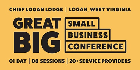 Great Big Small Business Conference tickets