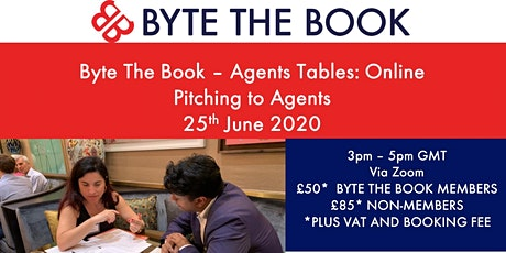 Byte The Book Agents Tables - Sponsored by HW Fisher tickets