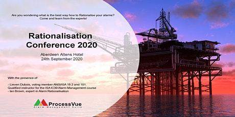 Rationalisation Conference 2020 tickets