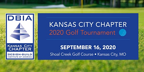 DBIA-KC Chapter 2020 Golf Tournament tickets