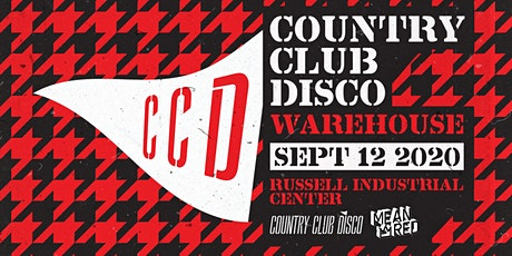 Country Club Disco Warehouse tickets