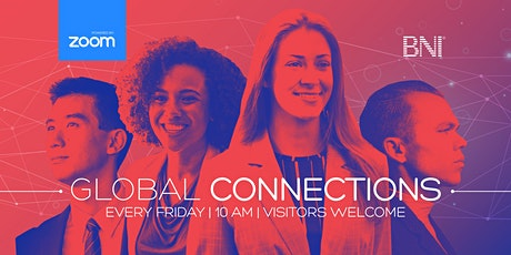 Global Connections - Business Networking Tickets
