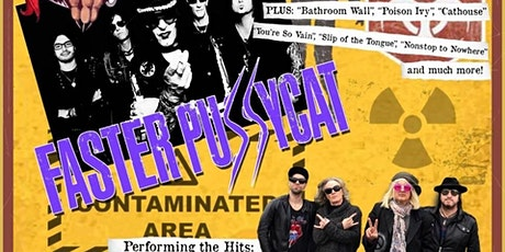 Faster Pussycat // Enuff Z'nuff Live in The Vault tickets