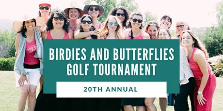 Fall 20th Annual Birdies and Butterflies Golf Tournament tickets