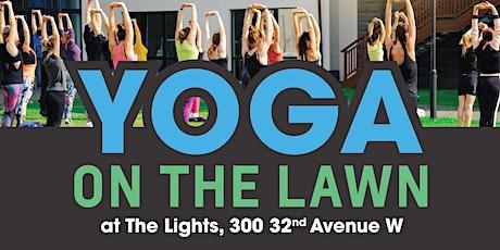 Yoga @ The Lights tickets