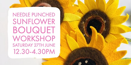 Sunflower Bouquet tickets