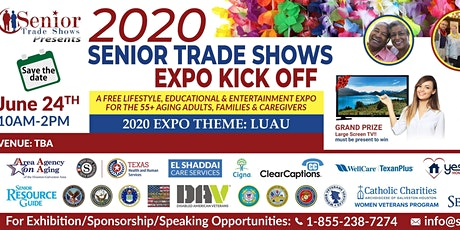 2020 Senior Expo & Health Fair Kick off-Theme: Luau tickets