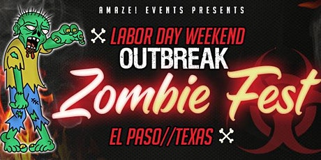 Outbreak: ZombieFest tickets