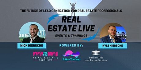 Webinar | Future of Lead Generation for Real Estate Professionals tickets