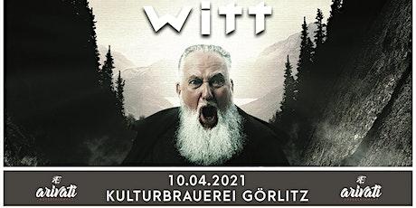 Joachim Witt - Rübezahls Rückkehr Tour 2020 Tickets