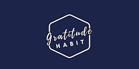 Get Grateful - 7pm to 7.45pm (NZ) tickets