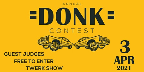 2021 Annual Donk Contest Texas Relays Car Show and Cultural Event tickets
