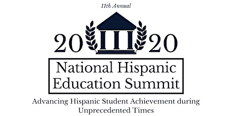 2020 NHCLC National Hispanic Education Summit tickets