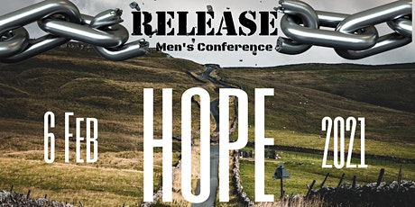 RELEASE HOPE Men's Christian Conference tickets