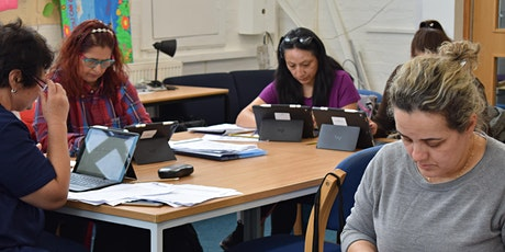 ESOL Monday at Beginner level - Improve your English skills on line tickets