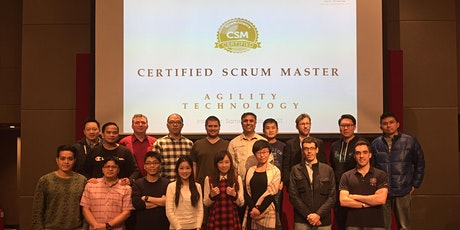 Certified Scrum Master Training in Washington DC Area (Virtual Workshop) tickets