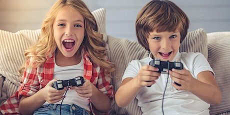 Free Online Workshop for Kids Ages 6-10: Video Game Coding 101 tickets