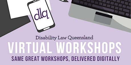 Disability Insiders' Webinar - Disability Law Qld on Wills and Trusts tickets