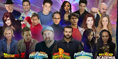Rangerstop & Pop Comic Con in Atlanta, Georgia tickets