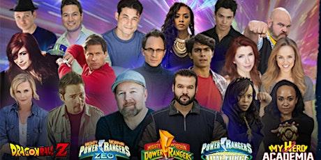 Rangerstop & Pop Comic Con in Atlanta, Georgia tickets