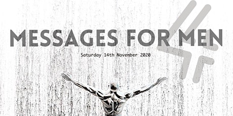 Messages for Men 4 tickets