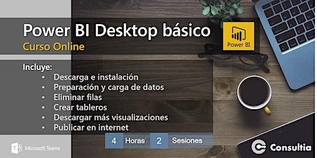 Power BI Desktop Básico entradas