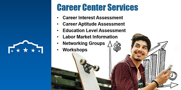 Discover Jobs & Careers: Workforce Solutions Alamo Information Session image