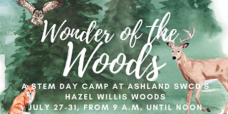 Wonder of the Woods STEM Day Camp tickets